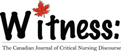 Peer Review Nursing Journal - OA Journal of Nursing